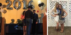 2016 Education Foundation awards