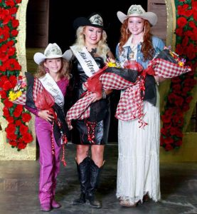 silver spurs rodeo queens