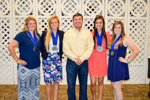 Silver Spurs Riding Club gives four scholarships to motivated high school seniors
