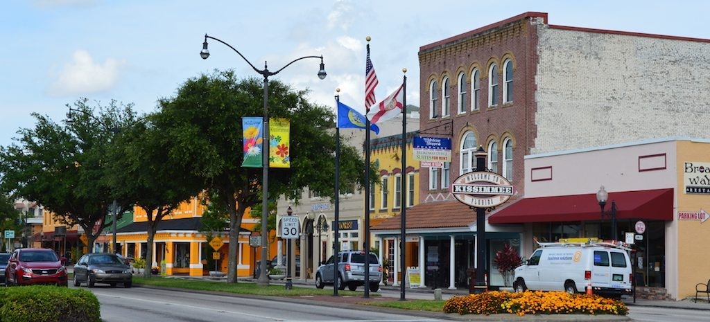 Historic Downtown Kissimmee