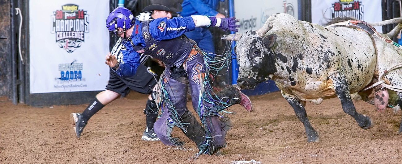 The Cowboys are Coming! The Cowboys are Coming! - Silver Spurs Rodeo