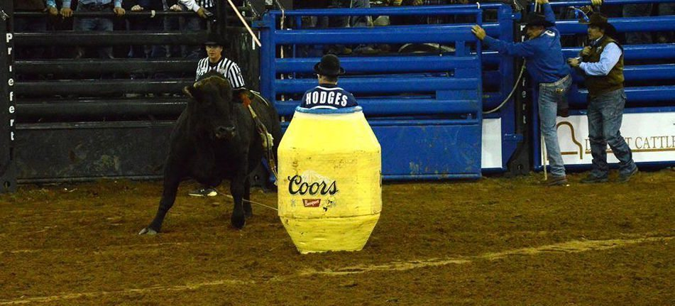 The Role And Responsibilities Of Rodeo Clowns And Barrelmen