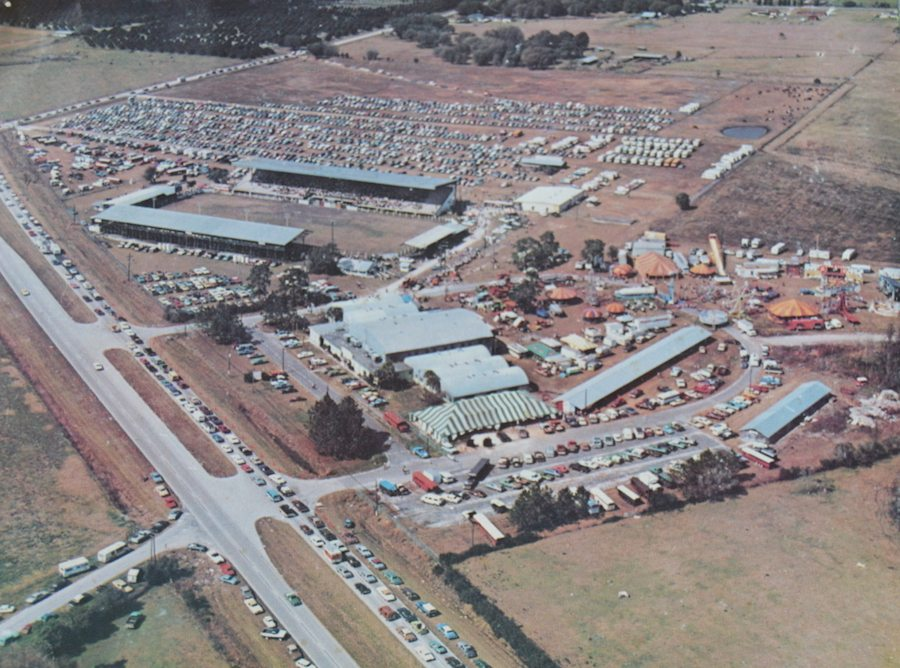1985 Silver Spurs Arena