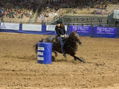 barrel racing in florida