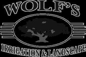 Wolf Logo-baw