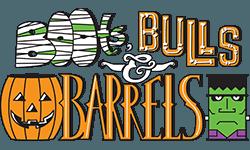 Boots, Bulls and Barrels Logo - Silver Spurs Rodeo