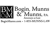 Bogin, Munns and Munns - Silver Spurs Rodeo Sponsor