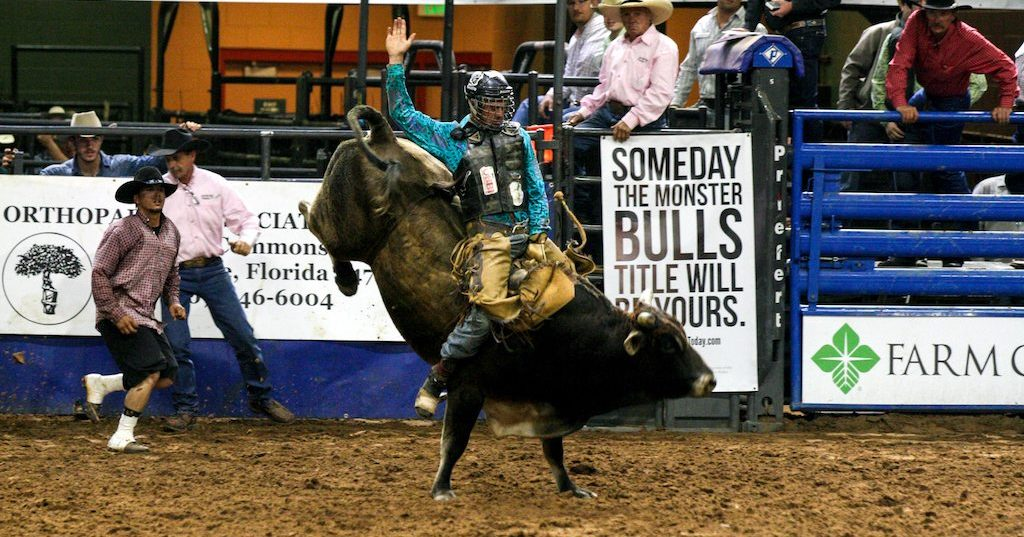 Silver Spurs Rodeo in Florida