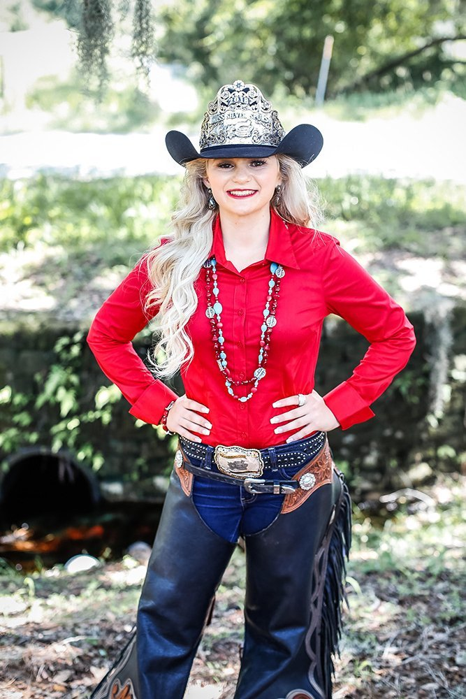 Hayley Crosby - 2018 Miss Silver Spurs