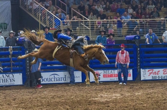 Buy Tickets To The Silver Spurs Rodeo In Kissimmee
