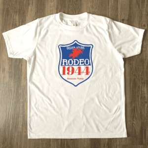 Youth Unisex Silver Spurs Rodeo 1944 Shirt