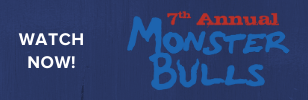 7th Annual Monster Bulls - Watch Now - Silver Spurs Rodeo