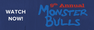 9th Annual Monster Bulls - Watch Now - Silver Spurs Rodeo