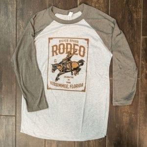 Brown Baseball T-Shirt
