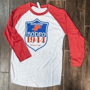 Red Baseball T-Shirt