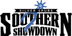 silver spurs rodeo southern showdown logo